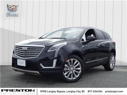 2017 Cadillac XT5 Platinum (Stk: X30441) in Langley City - Image 1 of 30
