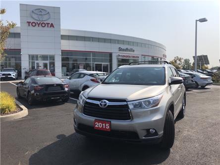 2015 Toyota Highlander Limited (Stk: 200934A) in Whitchurch-Stouffville - Image 1 of 17