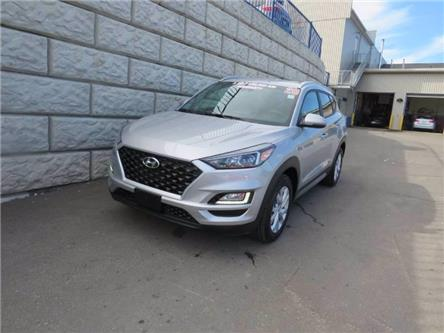 2020 Hyundai Tucson Preferred w/Sun & Leather Package (Stk: D00870P) in Fredericton - Image 1 of 17