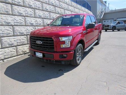 2017 Ford F-150 XLT (Stk: D00201A) in Fredericton - Image 1 of 14