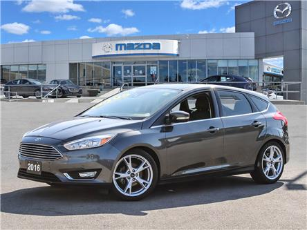 2016 Ford Focus Titanium (Stk: HN2497A) in Hamilton - Image 1 of 25
