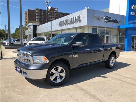 2017 RAM 1500 SLT (Stk: L268A) in Chatham - Image 1 of 17
