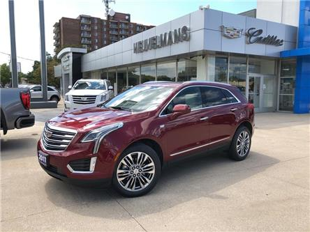 2017 Cadillac XT5 Premium Luxury (Stk: L085A) in Chatham - Image 1 of 20