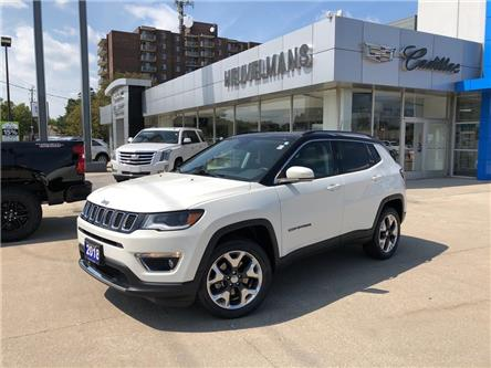 2018 Jeep Compass Limited (Stk: TL342A) in Chatham - Image 1 of 21