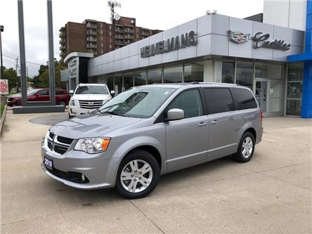 2019 Dodge Grand Caravan Crew (Stk: TL360A) in Chatham - Image 1 of 21