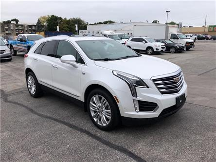 2017 Cadillac XT5 Premium Luxury (Stk: L202A) in Chatham - Image 1 of 5