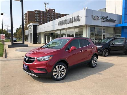 2017 Buick Encore Preferred (Stk: 90083A) in Chatham - Image 1 of 17