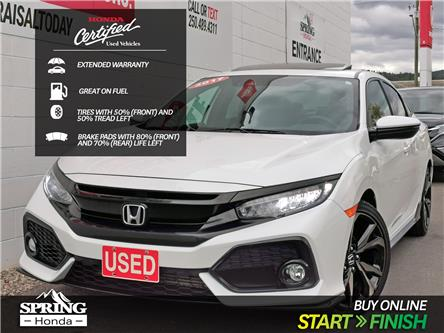 2017 Honda Civic Sport Touring (Stk: B11773A) in North Cranbrook - Image 1 of 17