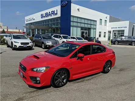 2017 Subaru WRX Sport-tech (Stk: LP0447) in RICHMOND HILL - Image 1 of 22