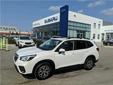 2019 Subaru Forester 2.5i Convenience (Stk: LP0444) in RICHMOND HILL - Image 1 of 20