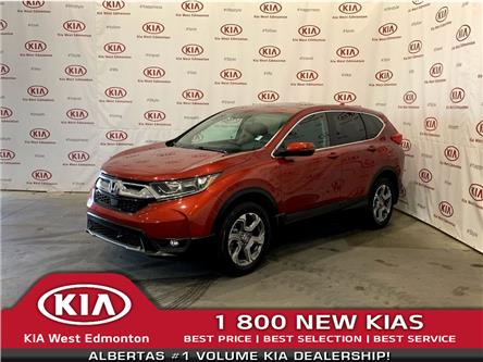 2019 Honda CR-V EX (Stk: 22522A) in Edmonton - Image 1 of 29