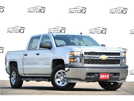 2014 Chevrolet Silverado 1500 1500 (Stk: D98910A) in Kitchener - Image 1 of 14