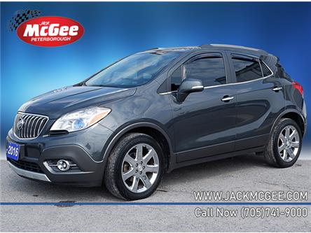 2016 Buick Encore Leather (Stk: 20001A) in Peterborough - Image 1 of 21