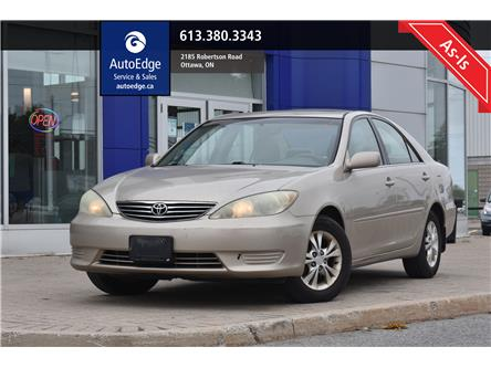 2006 Toyota Camry LE (Stk: A0344) in Ottawa - Image 1 of 8