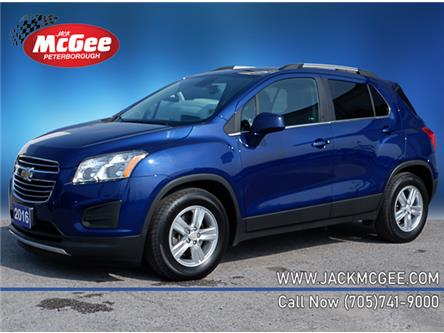 2016 Chevrolet Trax LT (Stk: P16514) in Peterborough - Image 1 of 20