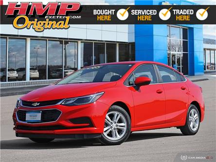 2017 Chevrolet Cruze LT Auto (Stk: 73576) in Exeter - Image 1 of 27