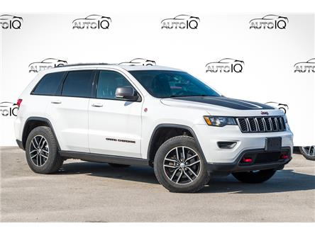 2017 Jeep Grand Cherokee Trailhawk (Stk: 27746U) in Barrie - Image 1 of 27