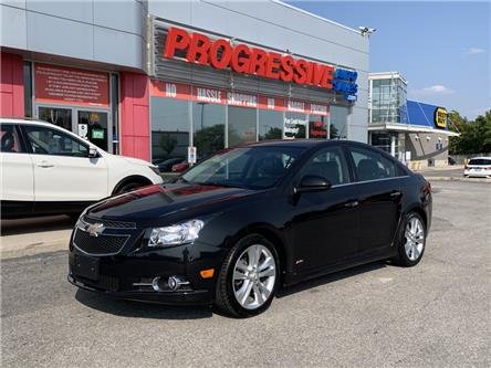 2011 Chevrolet Cruze LTZ Turbo (Stk: B7283285) in Sarnia - Image 1 of 18