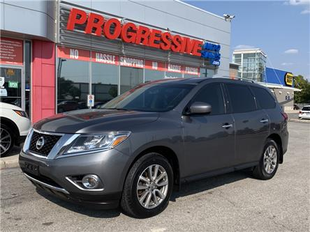 2016 Nissan Pathfinder S (Stk: GC600440) in Sarnia - Image 1 of 24