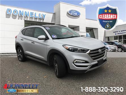 2017 Hyundai Tucson  (Stk: CLDUR6536A) in Ottawa - Image 1 of 27