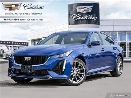 2020 Cadillac CT5 Sport (Stk: 0154991) in Oshawa - Image 1 of 18