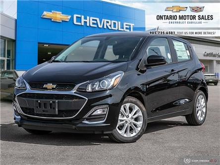 2021 Chevrolet Spark 1LT Manual (Stk: 1706671) in Oshawa - Image 1 of 18