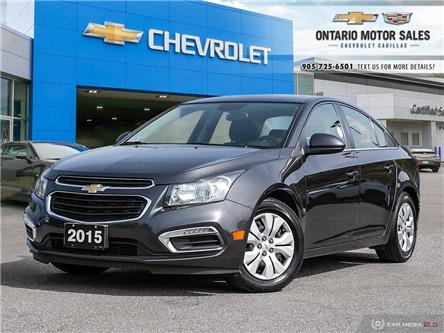 2015 Chevrolet Cruze 1LT (Stk: 13844A) in Oshawa - Image 1 of 36