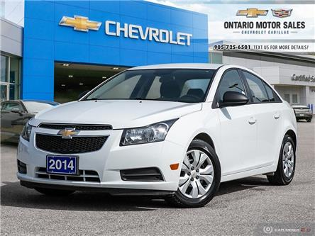2014 Chevrolet Cruze 2LS (Stk: 342715A) in Oshawa - Image 1 of 36