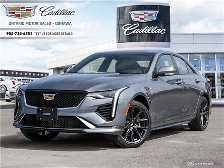 2020 Cadillac CT4 Sport (Stk: 0154467) in Oshawa - Image 1 of 18