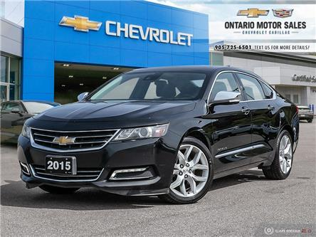2015 Chevrolet Impala 2LZ (Stk: 117320A) in Oshawa - Image 1 of 36