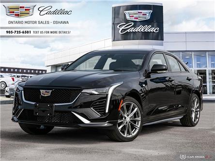 2020 Cadillac CT4 Sport (Stk: 0151236) in Oshawa - Image 1 of 18