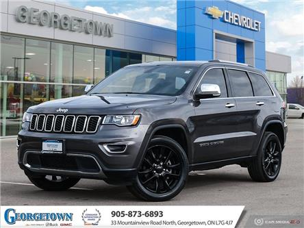 2018 Jeep Grand Cherokee Limited (Stk: 32459) in Georgetown - Image 1 of 27