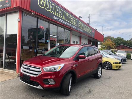 2019 Ford Escape SEL (Stk: ) in Ottawa - Image 1 of 25