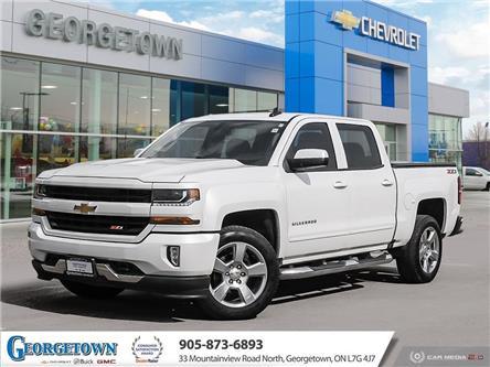 2018 Chevrolet Silverado 1500 2LT (Stk: 28465) in Georgetown - Image 1 of 27