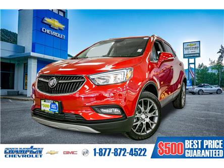 2019 Buick Encore Sport Touring (Stk: 19-28) in Trail - Image 1 of 18