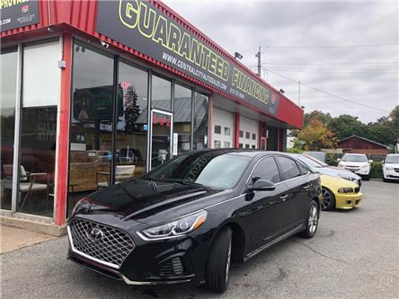 2019 Hyundai Sonata ESSENTIAL (Stk: ) in Ottawa - Image 1 of 24