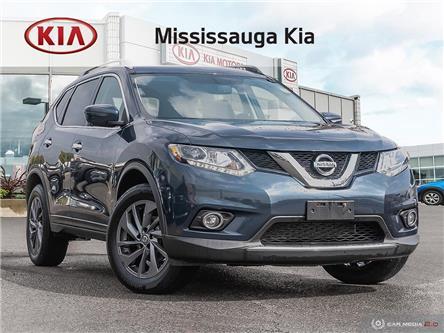 2016 Nissan Rogue SL Premium (Stk: SR20040T) in Mississauga - Image 1 of 26
