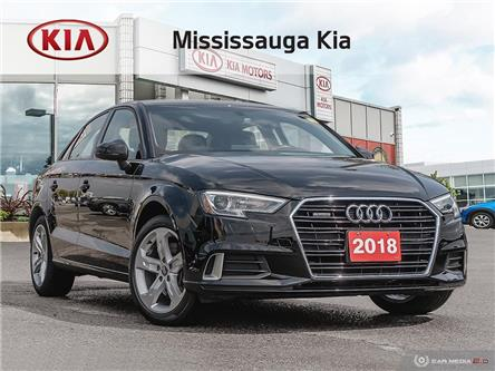 2018 Audi A3 2.0T Komfort (Stk: 5163P) in Mississauga - Image 1 of 27