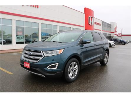 2016 Ford Edge SEL (Stk: U1163) in Fort St. John - Image 1 of 18