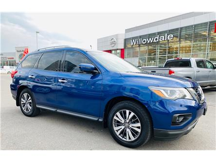 2017 Nissan Pathfinder SL (Stk: H9143A) in Thornhill - Image 1 of 23