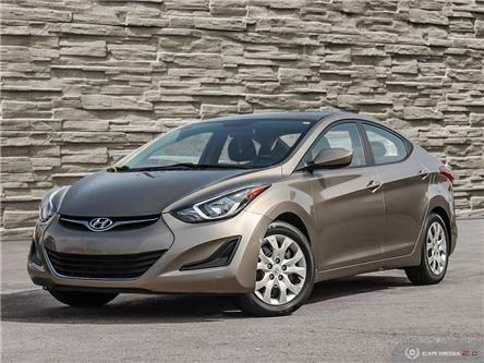2015 Hyundai Elantra  (Stk: T8580A) in Brantford - Image 1 of 24