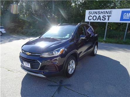 2021 Chevrolet Trax LT (Stk: TM313584) in Sechelt - Image 1 of 17