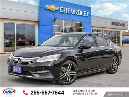 2017 Honda Accord Touring V6 (Stk: TC2359A) in Stratford - Image 1 of 27
