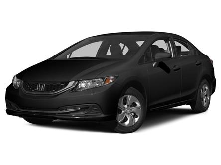 2015 Honda Civic LX (Stk: T6896) in Niagara Falls - Image 1 of 10