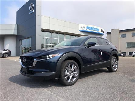 2021 Mazda CX-30 GS (Stk: 21T012) in Kingston - Image 1 of 16