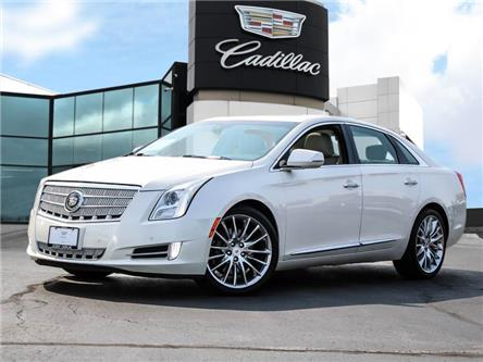 2014 Cadillac XTS Platinum (Stk: 6136Z) in Burlington - Image 1 of 22