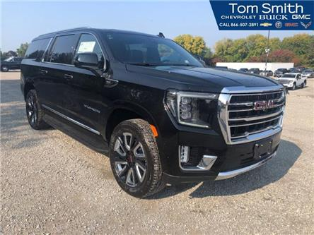 2021 GMC Yukon XL SLT (Stk: 210017) in Midland - Image 1 of 13