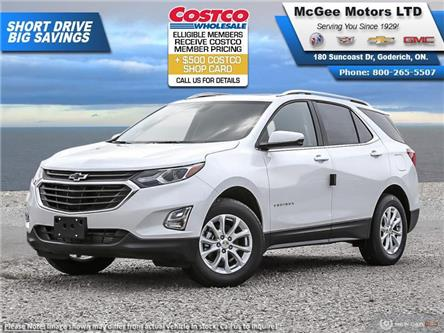 2020 Chevrolet Equinox LT (Stk: 285431) in Goderich - Image 1 of 23