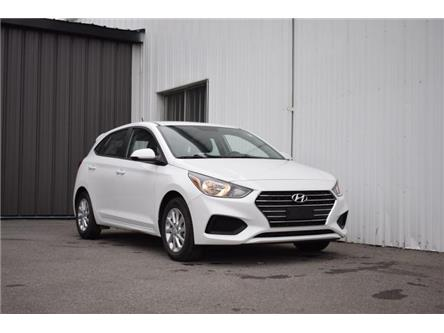 2020 Hyundai Accent Preferred (Stk: UCP2028) in Kingston - Image 1 of 24