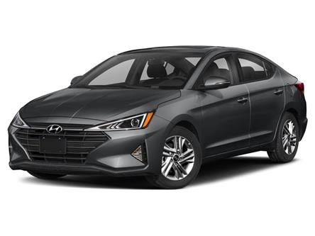 2019 Hyundai Elantra Preferred (Stk: KMHD84LF0KU859100) in Cambridge - Image 1 of 9